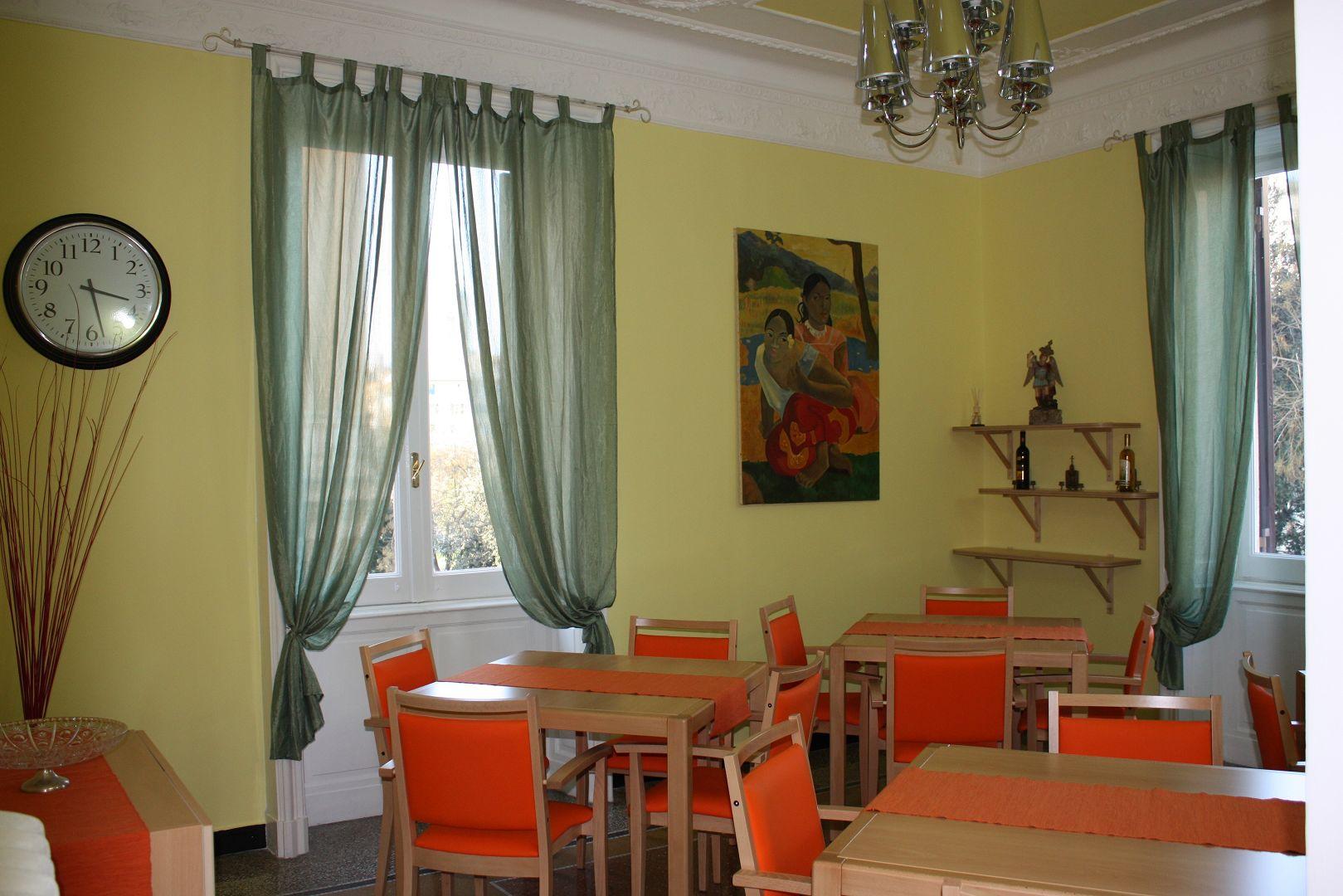 Residenza vannucci mangiare sano men terza et stagionale pranzo cena autonomia salute - Paul signac la sala da pranzo ...